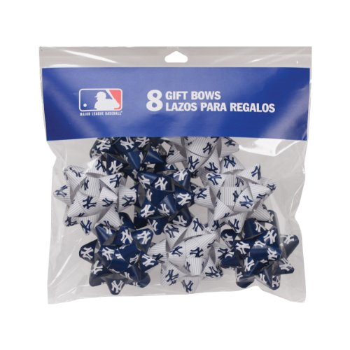 Berwick MLB New York Yankees Peel and Stick Bow Bag at Amazon.com