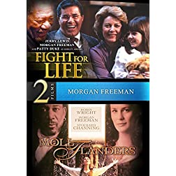 Moll Flanders / Fight for Life - 2 Movies Starring Morgan Freeman - Digitally Remastered