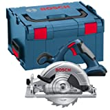 Bosch Professional GKS18VLINCG 18V Li-Ion Cordless Body Only Circular Saw in L-Boxx