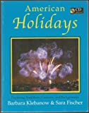img - for American Holidays: Text / CD Package book / textbook / text book