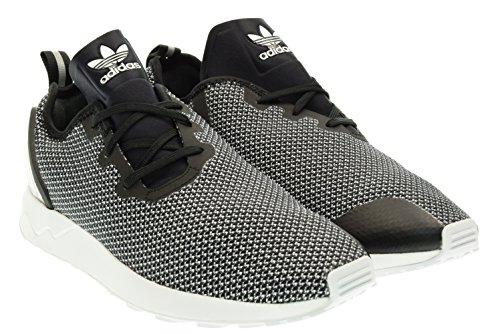 Adidas Originals Sneaker ZX Flux ADV Asymmetrical Sneaker Trainer, Größe:40;Farbe:white/black thumbnail
