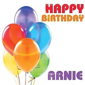 Happy Birthday Arnie