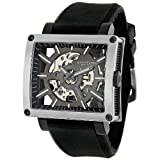 Stuhrling Original Men's 257.ST.331654 Metro Collection Axis Automatic Skeleton Watch