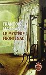 Le Mystère Frontenac par Mauriac