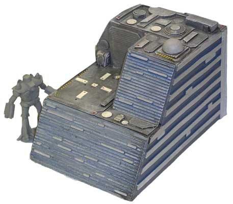 Terrain: 1:300 Sci-Fi - Tyrell Corp Bldg