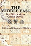 img - for The Middle East: Ten Years After Camp David book / textbook / text book