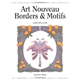 "Art Nouveau Borders and Motifs (Design Source Book)von ""Judy Balchin"""
