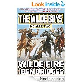Wilde Fire (The Wilde Boys Book 2)