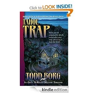 Tahoe Trap (Owen Mckenna Tahoe Mystery) Todd Borg