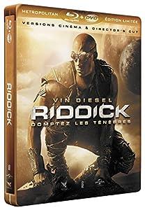 Riddick [Blu-ray] [Combo Blu-ray + DVD - Édition Limitée boîtier SteelBook]