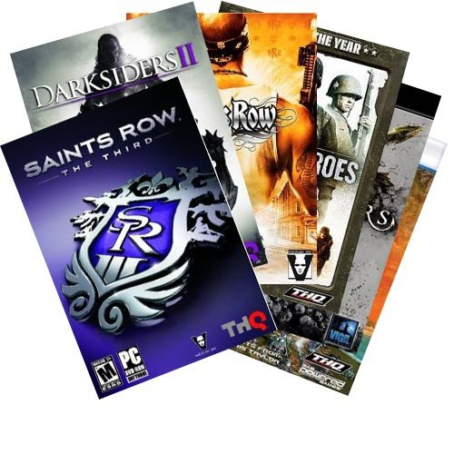 THQ Mega Pack
