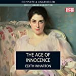 The Age of Innocence (       UNABRIDGED) by Edith Wharton Narrated by David Horovitch