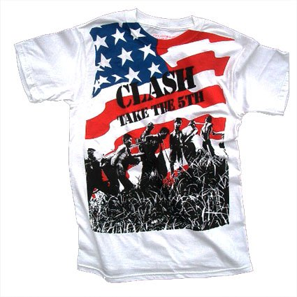 The Clash - Chaingang T-Shirt