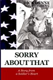 Sorry About That: A Story from a Soldier's Heart