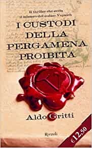 custodi della pergamena proibita: 9788817055994: Amazon.com: Books