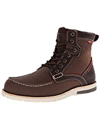 Levis Men's Dawson Canvas Engineer Boot