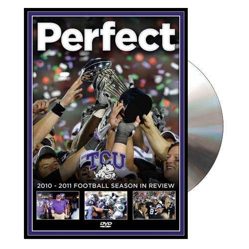 Texas Christian Horned Frogs (TCU) Perfect: 2010 Season In Review DVD ()