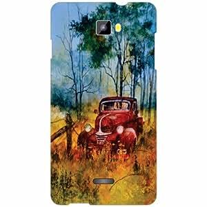 Printland Phone Cover For Micromax Canvas Nitro A311