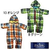 【SiShuNon/ファーム】チェックジャンプスーツチェック アウター ジャンプスーツ 70 8 グリーン