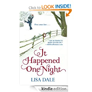 Kindle Book Bargain: It Happened One Night, by Lisa Dale. Publisher: Forever; Original edition (November 1, 2009)
