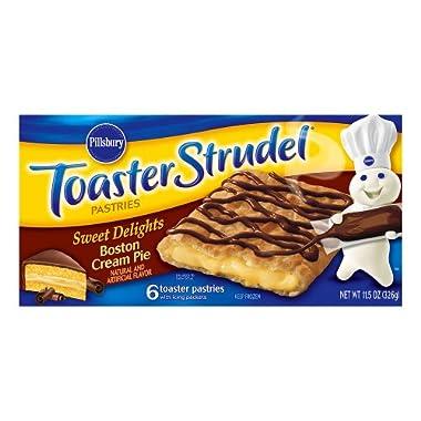 creme toaster strudel