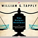 Vulgar Boatman (       UNABRIDGED) by William G. Tapply Narrated by Stephen Hoye