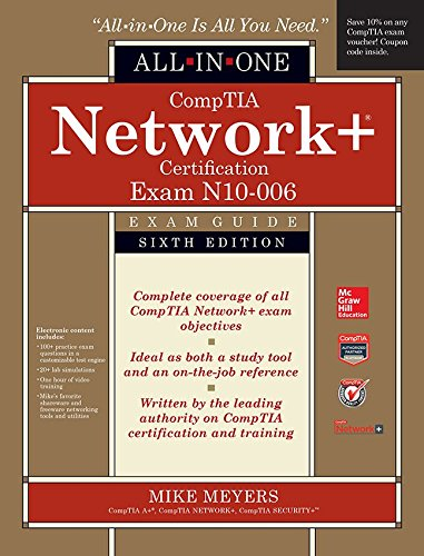 CompTIA Network  All-In-One Exam Guide, Sixth Edition (Exam N10-006)