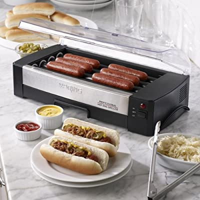 Waring Pro HDG150 Professional Hot Dog Griller from Waring