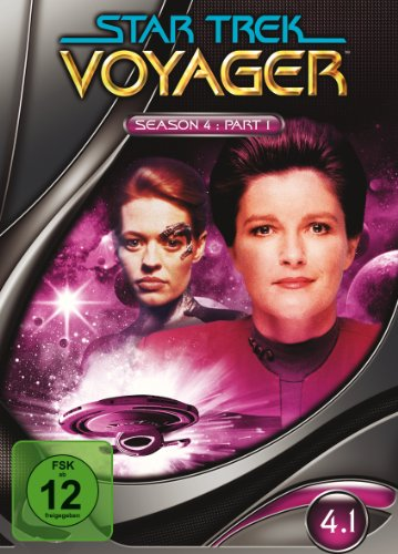 Star Trek - Voyager: Season 4, Part 1 [3 DVDs]