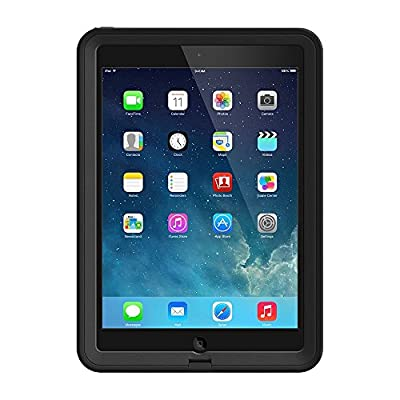 Lifeproof Fre Case for iPad Air Water Proof Tablet - Black (Certified Refurbished) from LifeProof