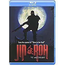 Jin-Roh: The Wolf Brigade [Blu-ray]