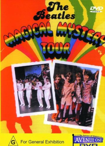 The Beatles - Magical Mystery Tour [1967] [DVD] [2004] [NTSC]