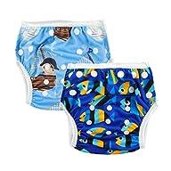 Alva Baby 2pcs Pack One Size Reuseabl…