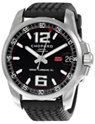 Chopard Men's 168997-3001 GRAN TOURISMO Black Dial Watch