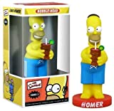Luau Homer Simpson Wacky Wobbler
