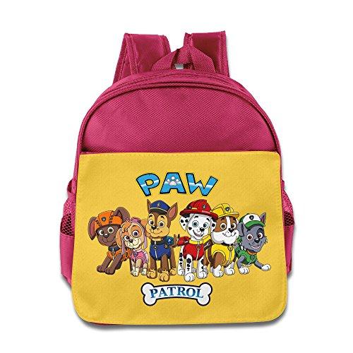 ULIKA66 Paw Patrol Preschool Kids / Baby School Backpack Bags For Boys Girls (Paw Patrol Snow Slide compare prices)