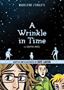 A Wrinkle in Time: The Graphic Novel by Madeleine L'Engle cover image