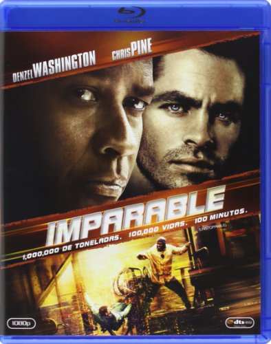 Imparable (Combo DVD + BR) [Blu-ray]