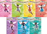Superstar Fairies Complete 7 Book Set: Jessie the Lyrics Fairy, Adele the Voice Fairy, Vanessa the Choreography Fairy, Miley the Stylist Fairy, Frankie the Makeup Fairy, Alyssa the Star-Spotter Fairy, and Cassie the Concert Fairy (Rainbow Magic)