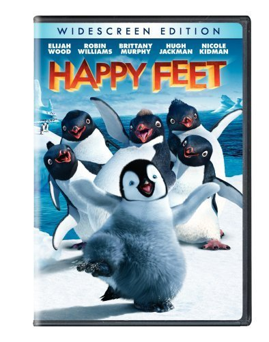 Happy Feet (Widescreen Edition) by Warner Home Video (Happy Feet Dvd compare prices)