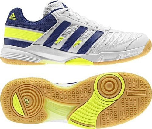 Adidas Men's Court Stabil 10.1 Indoor Shoes UK 8