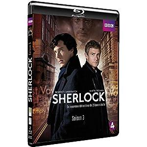 Sherlock - Saison 3 [Blu-ray]