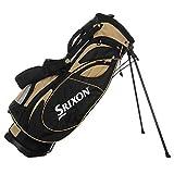 Srixon Unisex Stand Bag CL42 Black/Gold One Size