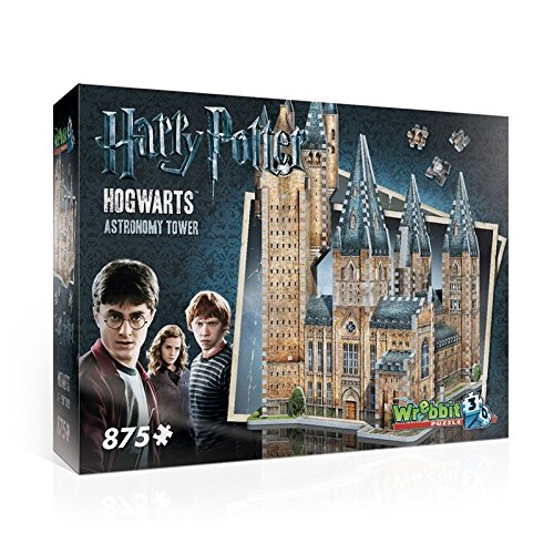 Harry Potter Tour d'Astronomie Puzzle 3D