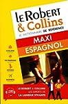 Le Robert & Collins Maxi Espagnol