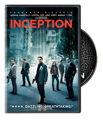 517qAiV%2BnYL. SL500  Inception Blu Ray Review