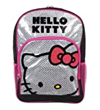 Hello Kitty Glitter Bow Backpack