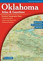 Oklahoma Atlas &amp; Gazetteer