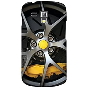 Printland Simple Phone Cover For Samsung Galaxy S Duos 7582