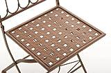 CLP-nostalgischer-Klappstuhl-ASINA-Loraville-aus-Eisen-aus-bis-zu-6-Farben-whlen-antik-braun